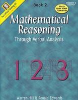 Mathematical Reasoning thru Verbal Analysis, Book 2, Set
