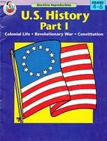 U.S. History, Part I