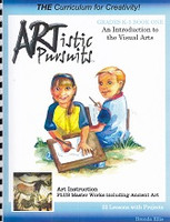 ARTistic Pursuits Early Elementary K-3, Book One