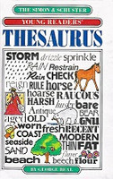 Simon & Schuster Young Readers' Thesaurus