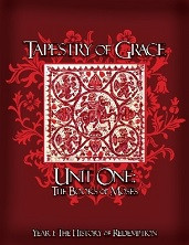 Tapestry of Grace, Year 1: History of Redemption, 4 Vol. Set