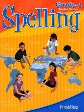 ACSI Spelling, Grade Four, Teacher Edition & CD Set