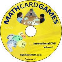 RightStart Math Card Games Instructional DVD