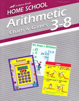 Arithmetic 3-8 Charts & Games