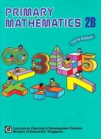 Singapore Primary Mathematics 2B, 3d ed., textbook