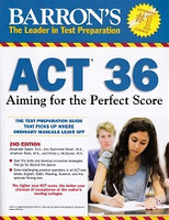 Barron's ACT 36, Aiming for the Perfect Score, 2d ed.