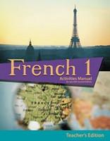 French 1, 2d ed., Activities Manual Teacher Edition