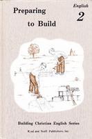 English 2: Preparing to Build, student