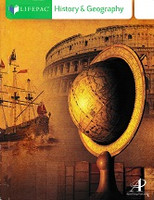 History & Geography 6, Lifepac Units 8-10 Set