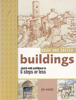 Draw and Sketch Buildings, in 6 steps or less