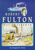 Robert Fulton, Boy Craftsman