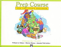 Prep Course for Young Beginners, Christmas Joy Level C