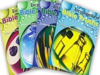 Purposeful Design's Encyclopedia of Bible Truths, 4 Volumes