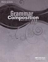 Grammar & Composition III (9), Quiz-Test Key