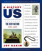 New Nation, 1789-1850, The; Book 4, 3d ed.