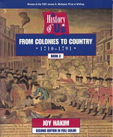 From Colonies to Country, 1710-1791, Book 3, 2d ed.