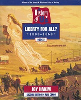 Liberty for All?, 1820-1860, Book 5, 2d ed.
