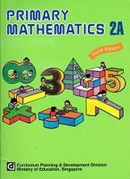 Singapore Primary Mathematics 2A, 3d ed., textbook