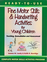 Ready-To-Use Fine Motor Skills & Handwriting Activities