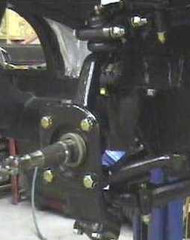 Bolt Kit, Front Suspension