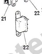 Relay, 5 pin OEM