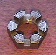 CT5076 Castle Nut, Rear Hub