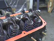Rubber Gasket Pair, Valve Cover