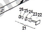 71256 Jack Hole Cover Assy