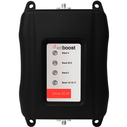 weboost 470108F drive 4g-m cell phone signal booster