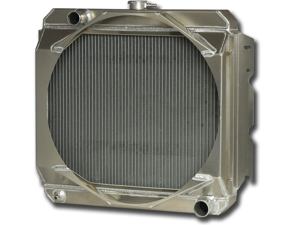 oem style mechanical fan shroud