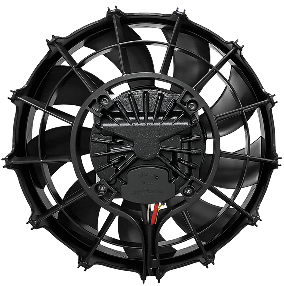 BRUSHLESS FAN BENEFITS: