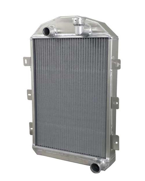 1933 Chevrolet Mercury Series Aluminum Radiator