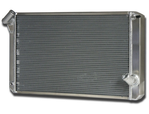 1969-1972 CHEVROLET Corvette B/B Radiator