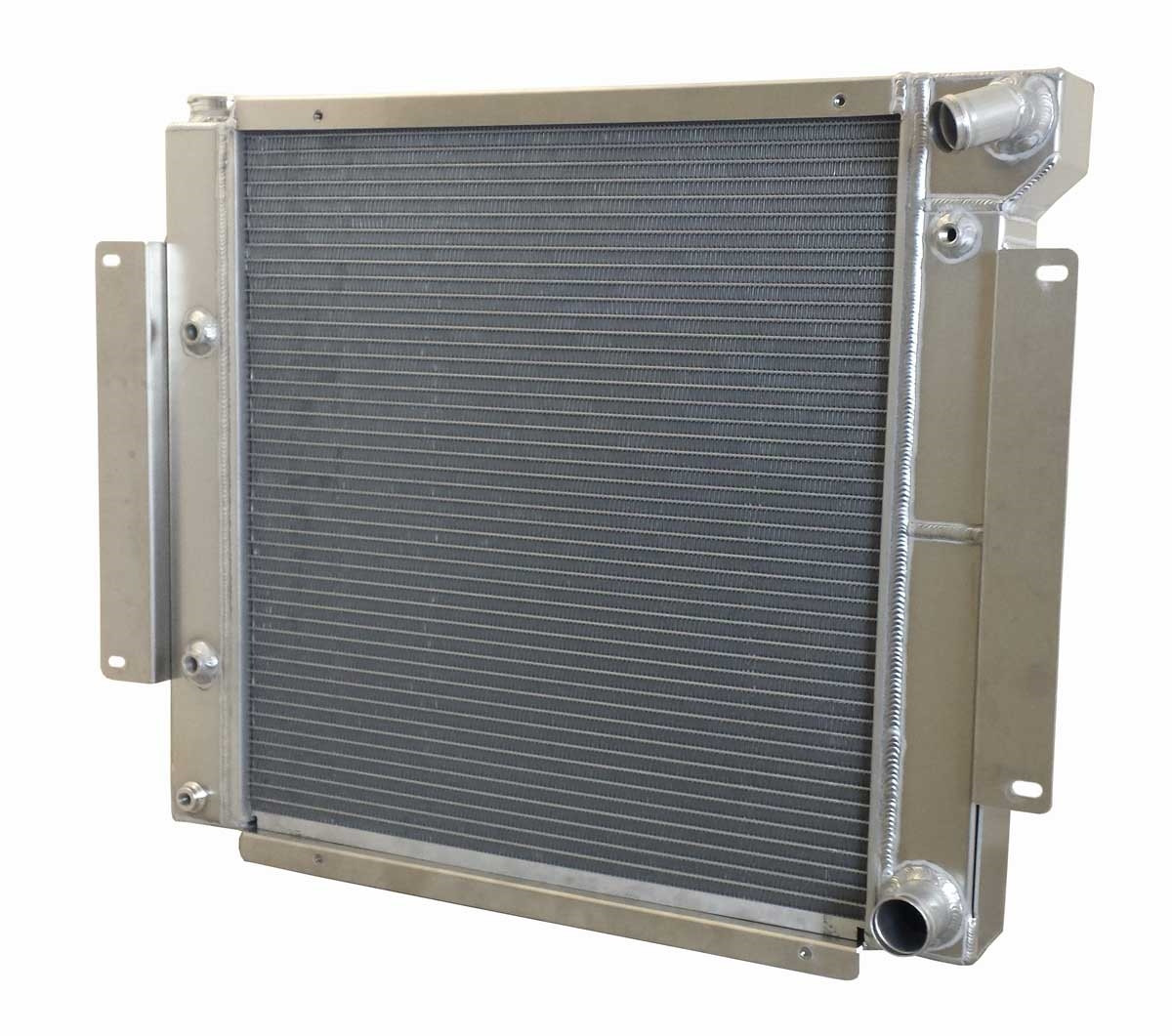 1970-1981 International Scout (LS Swap) Aluminum Radiator