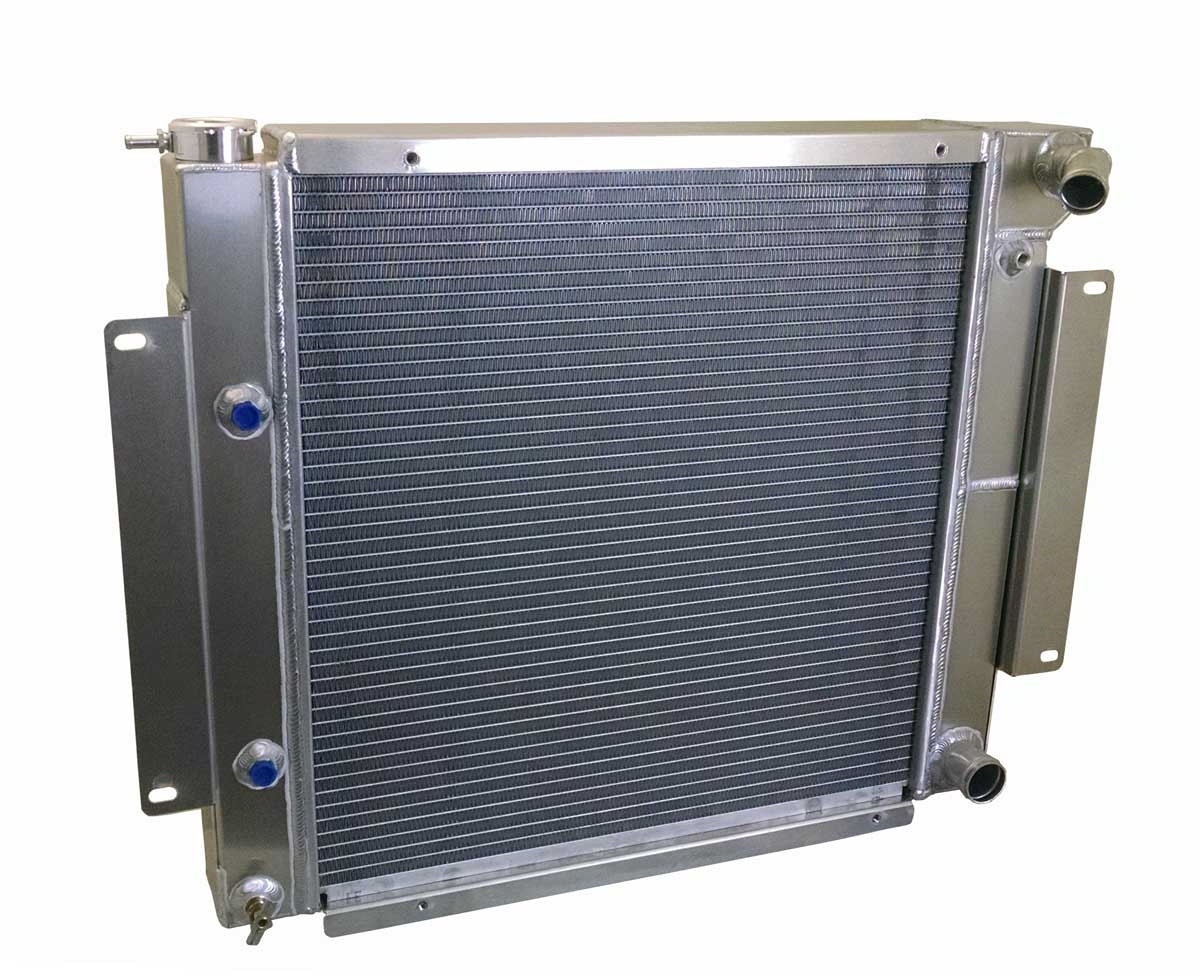 1970-81 International Scout (LS Swap) Aluminum Radiator