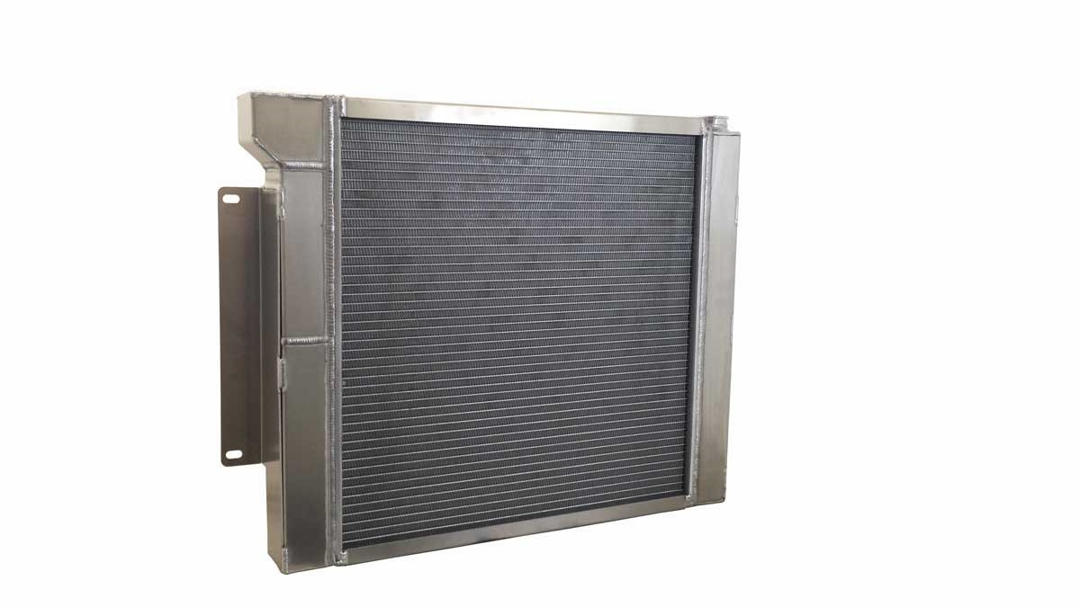 70-81 International Scout (LS Swap) Aluminum Radiator