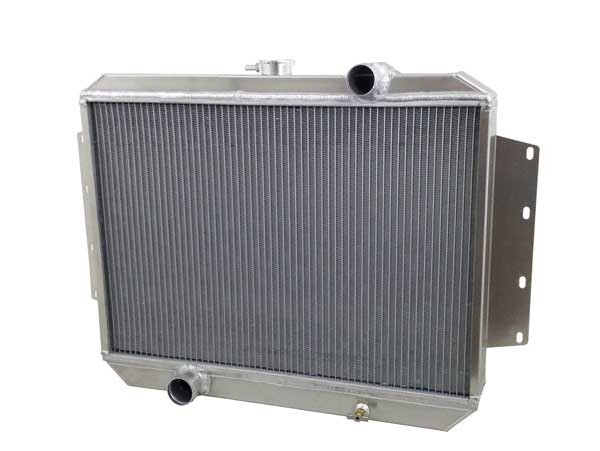 1966 International Harvester 1500A Pick Up Aluminum Radiator