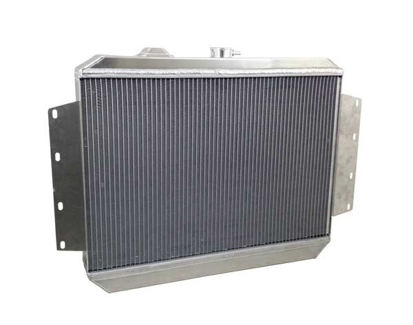 1966 International Harvester Aluminum Radiator