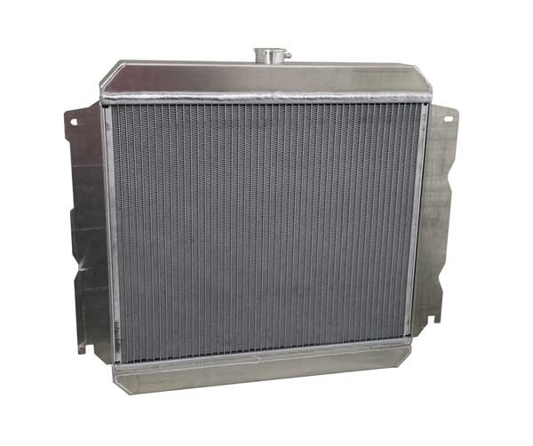 "1966-69 22"" Mopar Applications Aluminum Radiator"