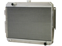 "1966-1969 26"", Small Block, Mopar Applications Aluminum Radiator"