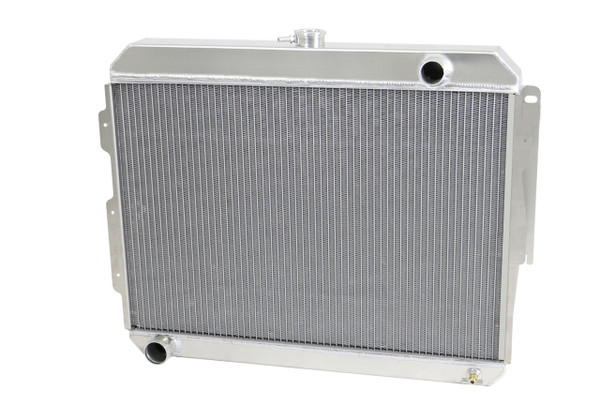 "1966-1969  26"" (B/B) Mopar Applications Aluminum Radiator"