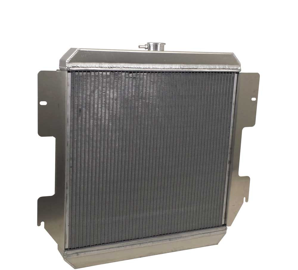 1964-1965 Chrysler 300 Aluminum Radiator Back