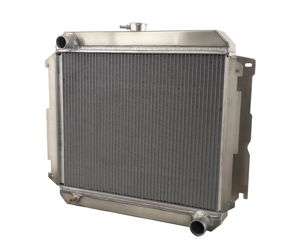 "1966-1969 22"" Core (V8) Mopar Applications Aluminum Radiator"
