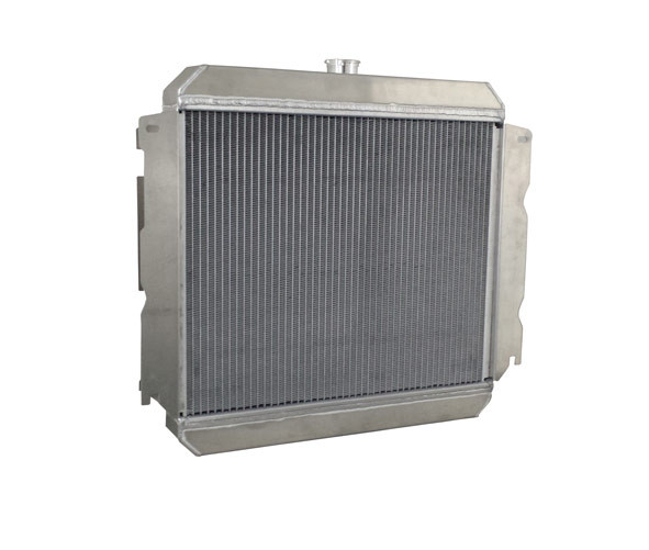 "1966-1969 22"" Core (V8) Mopar Applications Aluminum Radiator Back"