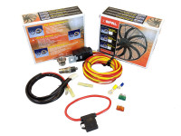 185FH Fan Harness Kit (SPAL)