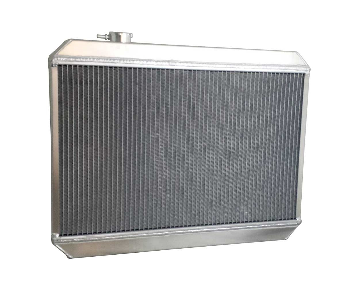 "1965 Oldsmobile Cutlass /442 (15.5"" Core) Aluminum Radiator Back"