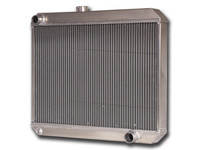 "1966-1967 Chevrolet Bel Air/ Impala (17.5"" Core) Aluminum Radiator"