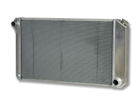 "20.75"" Core Various GM Applications Aluminum Radiator"