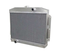 1949-1951 Mercury (Ford V8) Aluminum Radiator