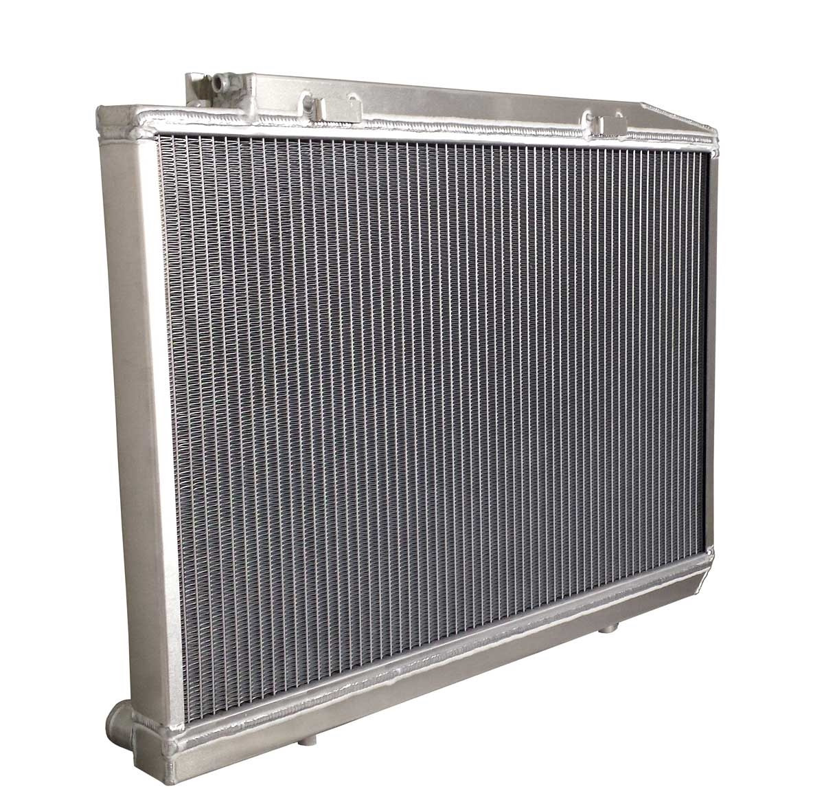 1986-87 Mercedes 300SDL, 1990-91 350SD/SDL Aluminum Radiator Back